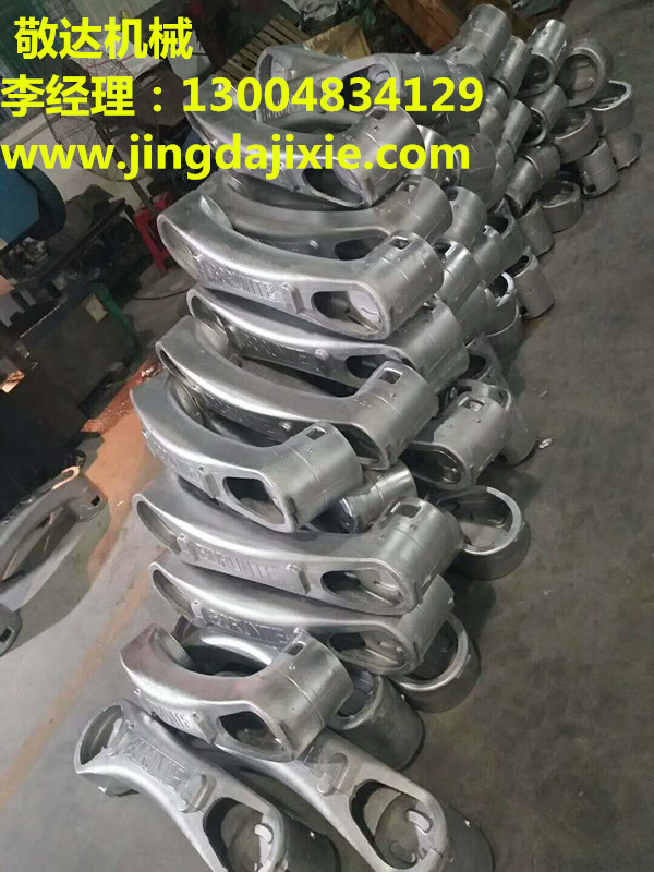 Jingda aluminum casting furnace directly sale for car castings-1