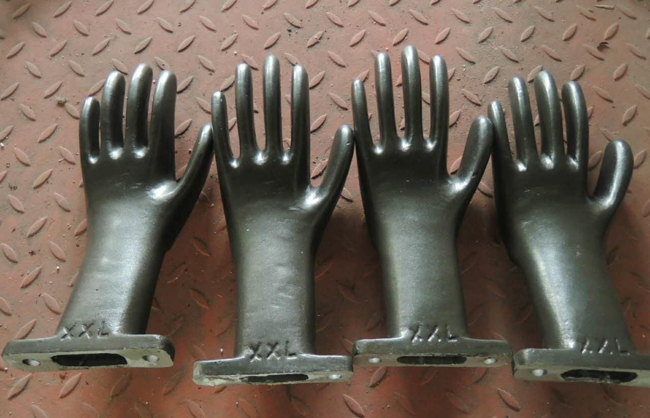 Aluminum Mold for Gloves