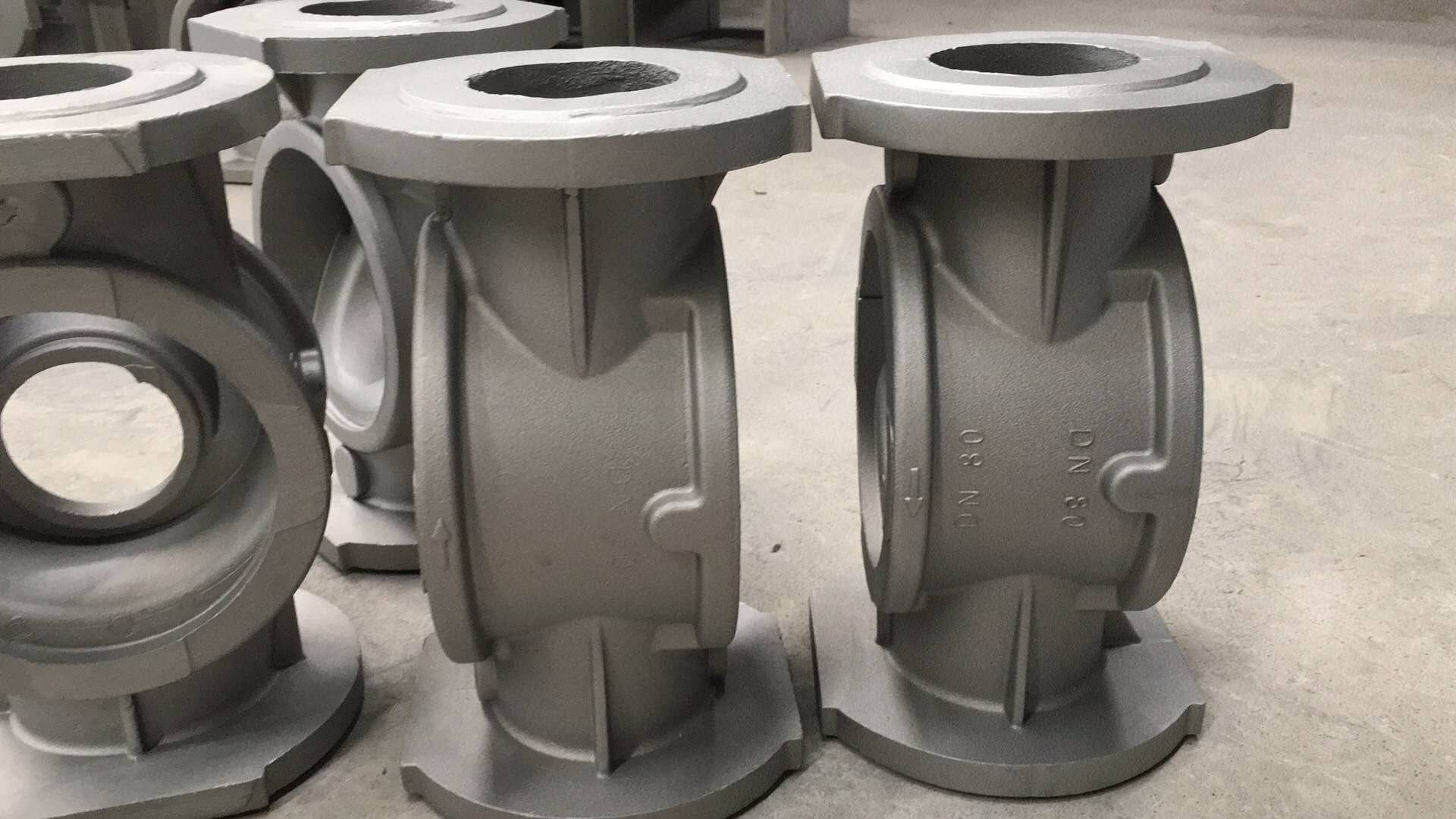 Jingda aluminum investment casting with stable and reliable function for valves-1