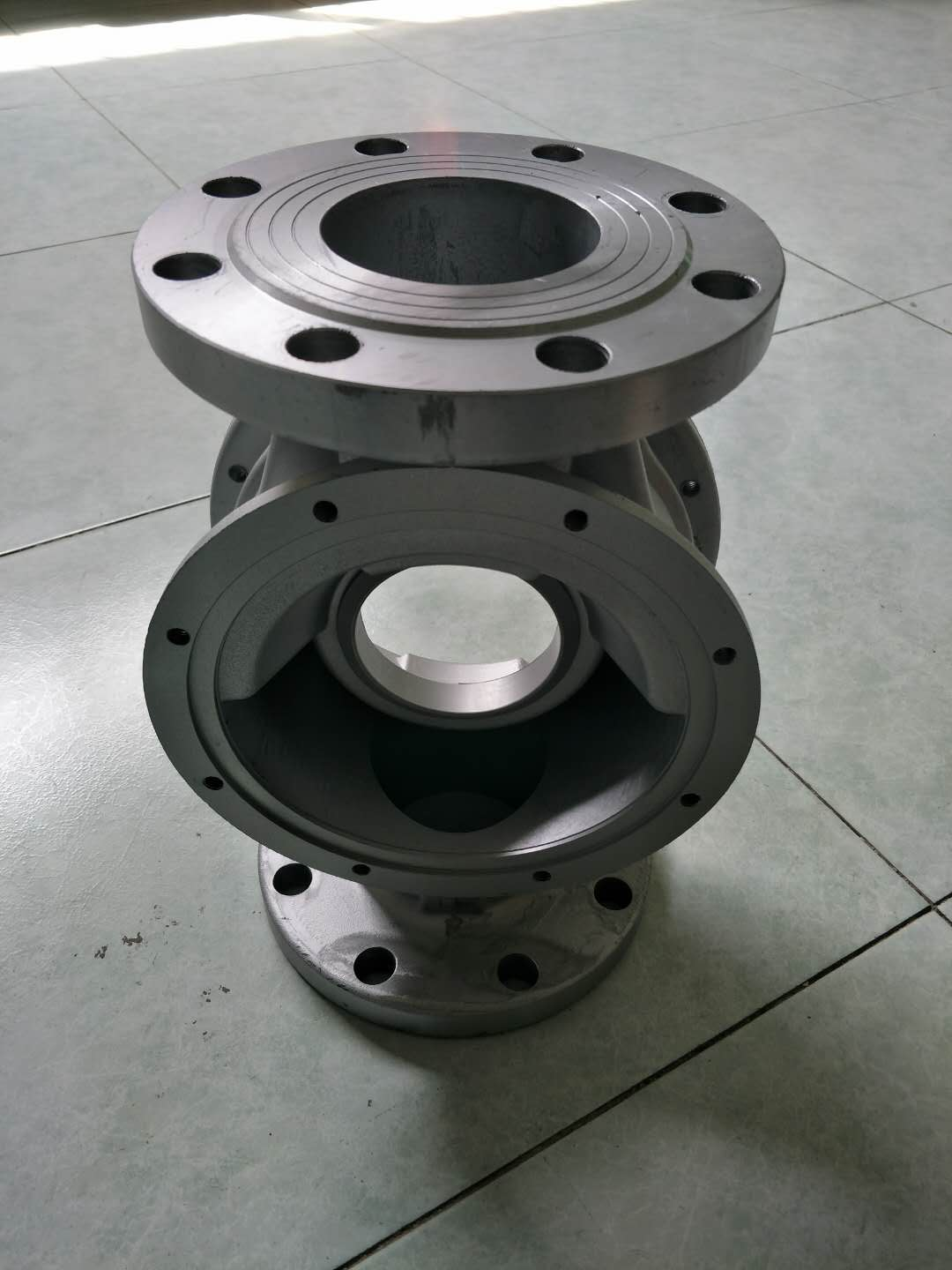 Jingda making molds for metal casting from China for car-2