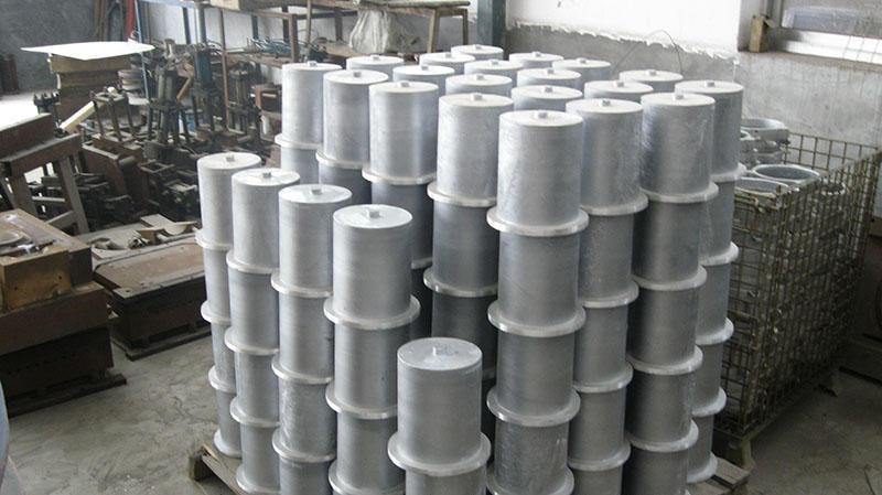 Aluminum roller bearing aluminium gravity casting