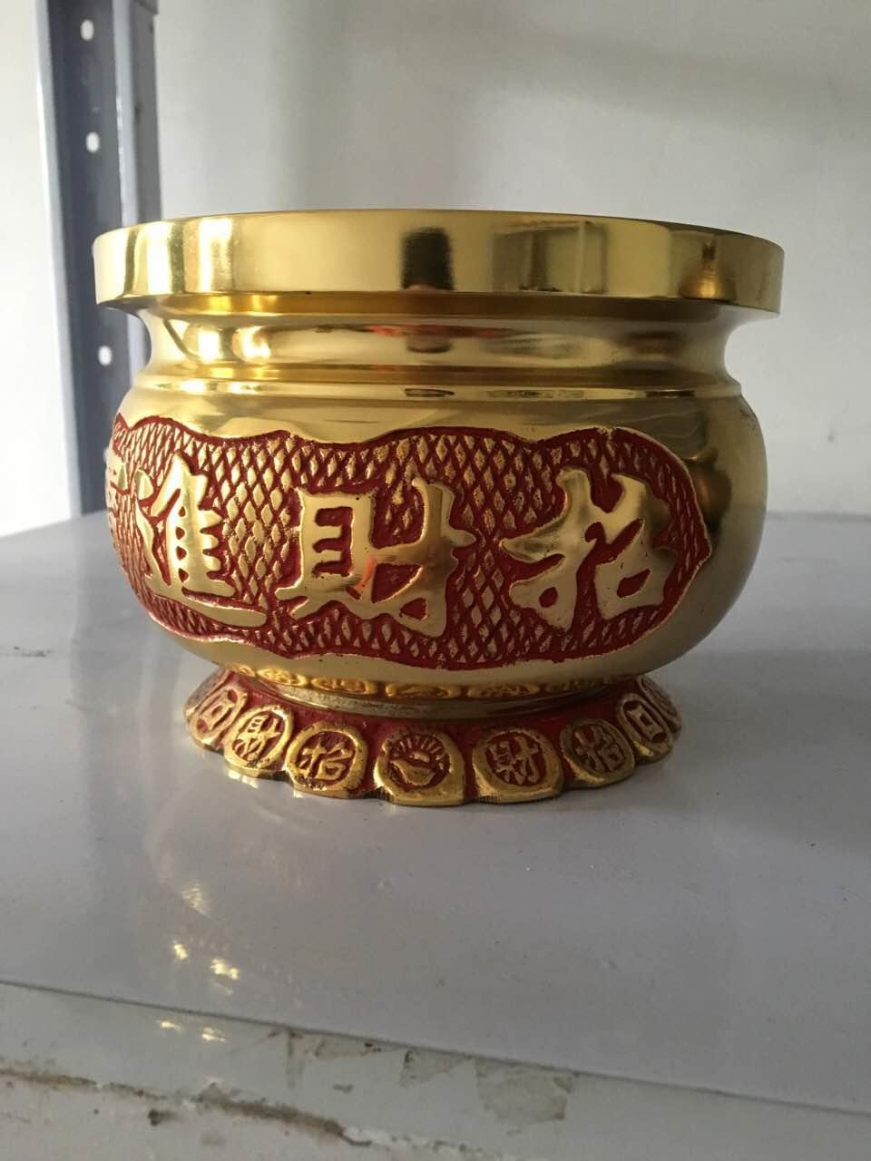 Incense burner copper castings