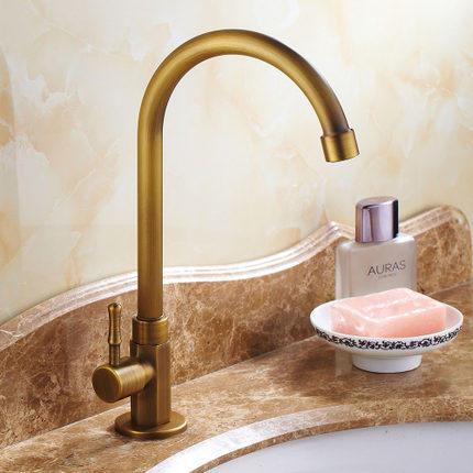 Faucet copper die casting