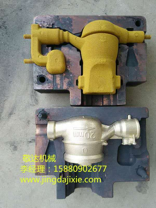 Faucets Sand Inner Core Molding
