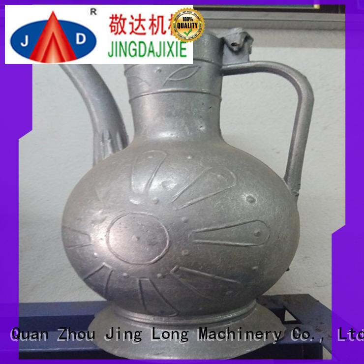shock aluminum casting foundry absorber for car castings Jingda