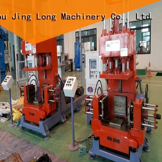 Jingda metallic processing machinery from China for work station