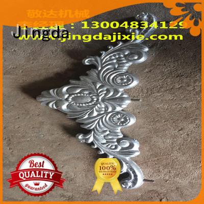 Jingda online Aluminum Castings cyclecylinder for car castings