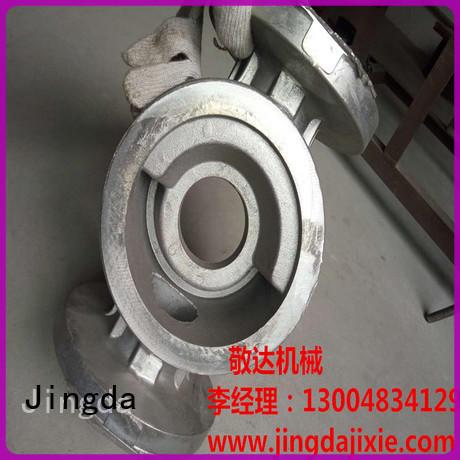 Jingda factory price aluminium casting parts best supplier for valves