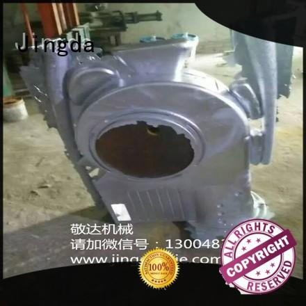 Jingda aluminium casting factory for lamps castings