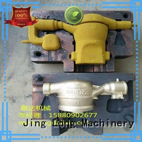 Jingda high quality sand casting faucets for faucets