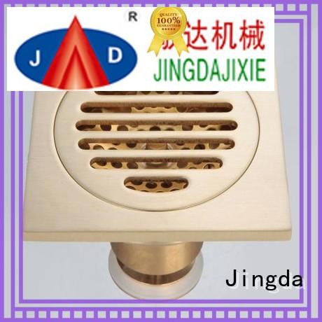 Jingda high quality metal casting supplies floor for drain