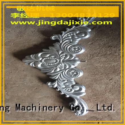 Jingda top aluminum casting material best supplier bulk production