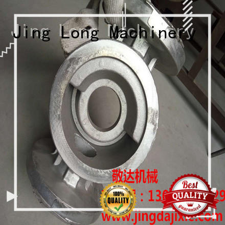 Jingda durable aluminum casting companies with high degree of automation for car castings