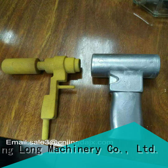 Jingda reliable aluminium gravity casting best supplier for promotion