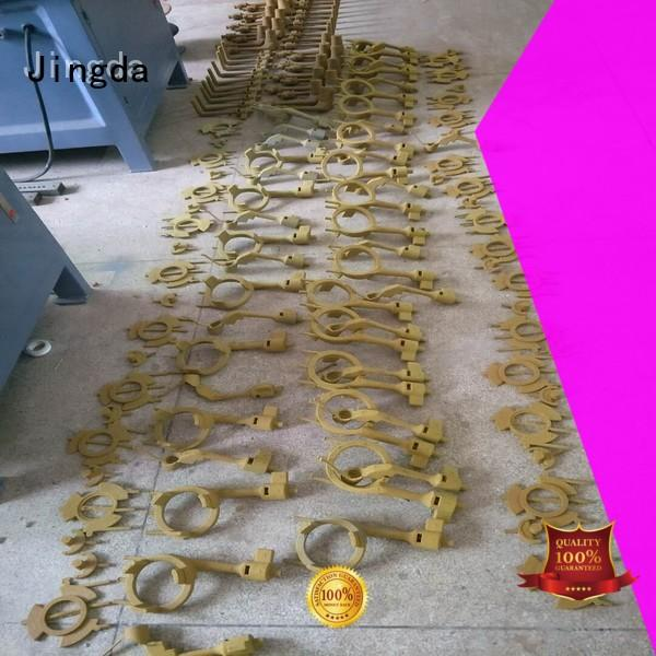Jingda sand casting parts with good price for plumbing hardware