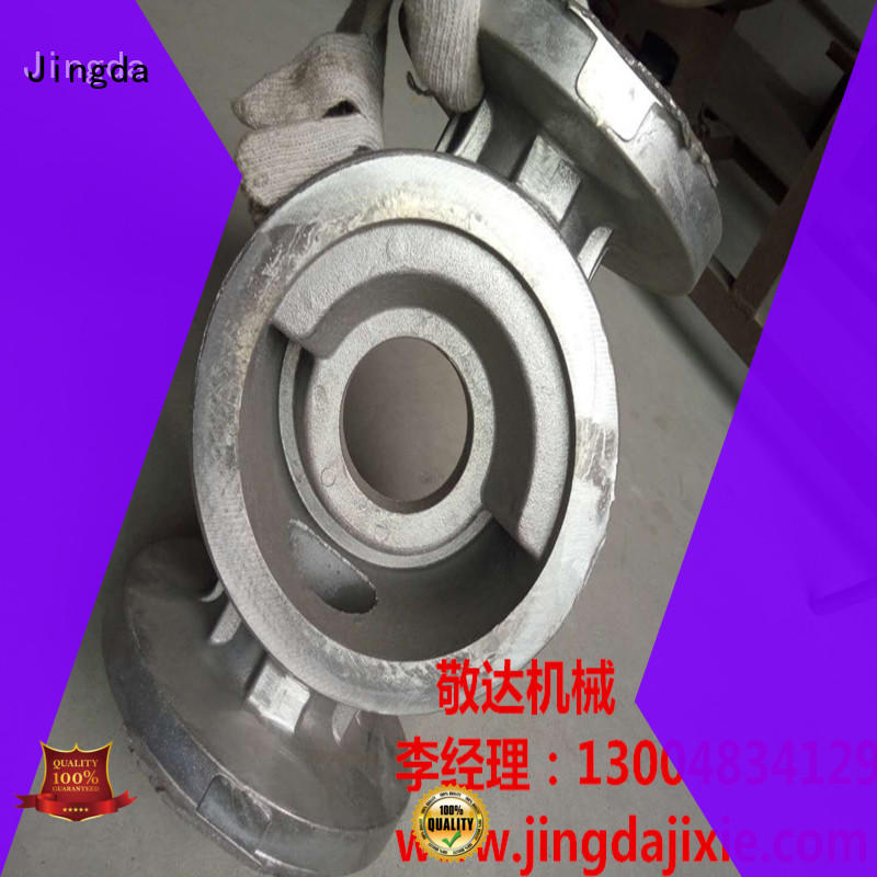 Jingda best value aluminium investment casting with good price for valves