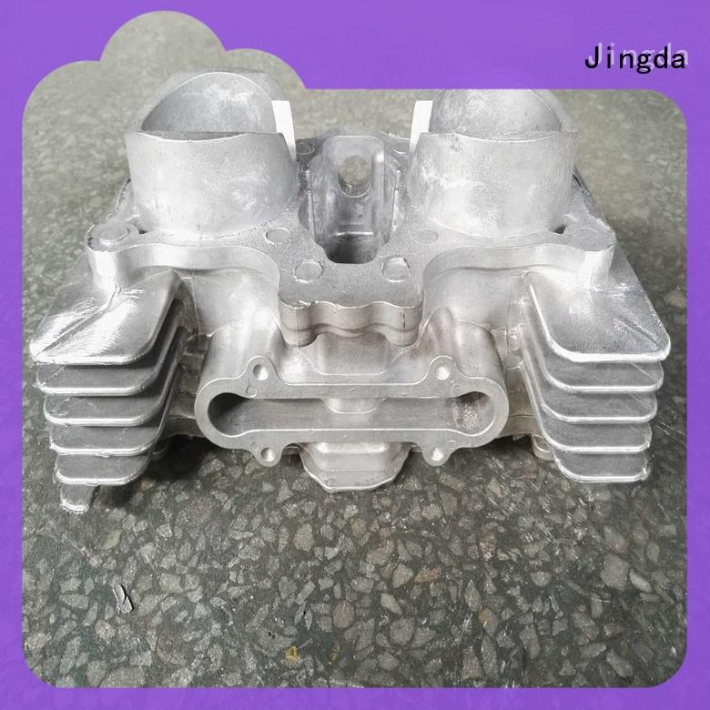 Jingda quality aluminum casting mold material with stable and reliable function for urniture castings