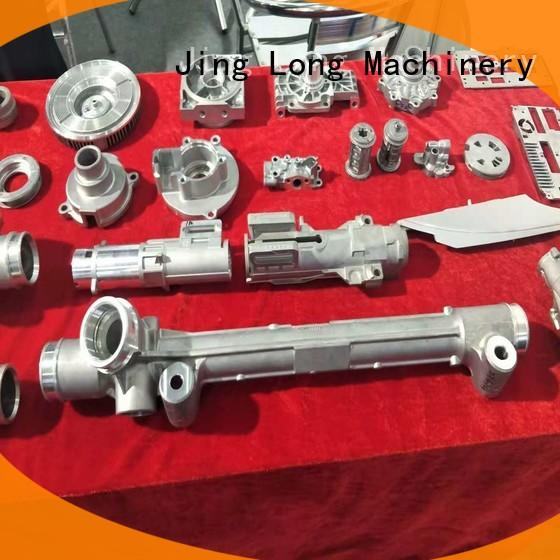 top selling aluminum die casting parts directly sale for pumps castings