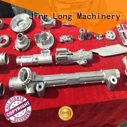 Jingda street aluminum casting molds bearing station