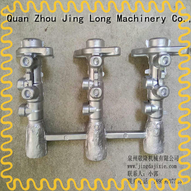 Jingda steel molds for casting aluminum from China for valves