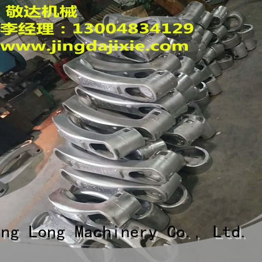 Jingda aluminum casting furnace directly sale for car castings