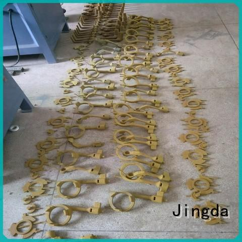 Jingda china aluminium casting company for valves