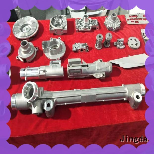 Jingda cheap aluminum foundry for sale inquire now for pumps castings