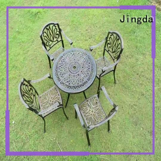 Jingda making molds for metal casting best manufacturer for urniture castings