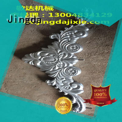 Jingda large aluminum casting foundry garden industrial area