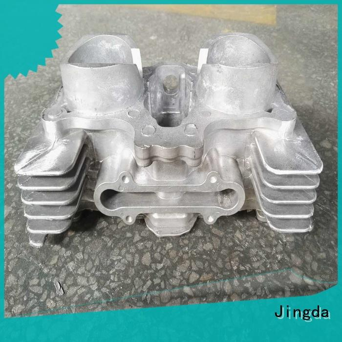Jingda buy aluminum casting from China for factory
