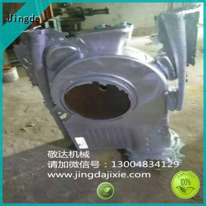 motor Aluminum Castings bearing industrial area