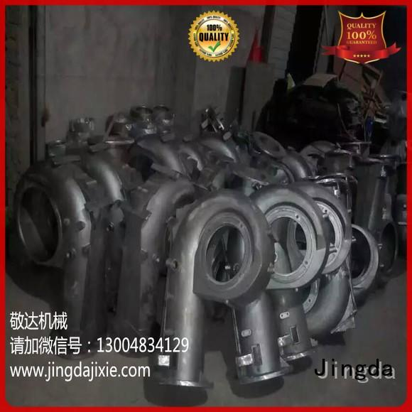 Jingda aluminum die casting parts with a high degree of automation for urniture castings