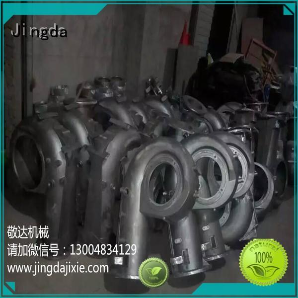 Jingda aluminum mold making with a high degree of automation for car