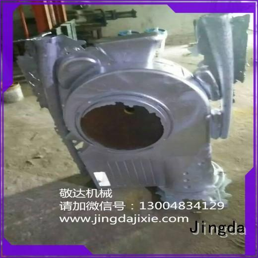 Jingda reliable prototype aluminum casting series bulk production