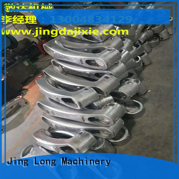 stable custom aluminum casting easy operation for valves