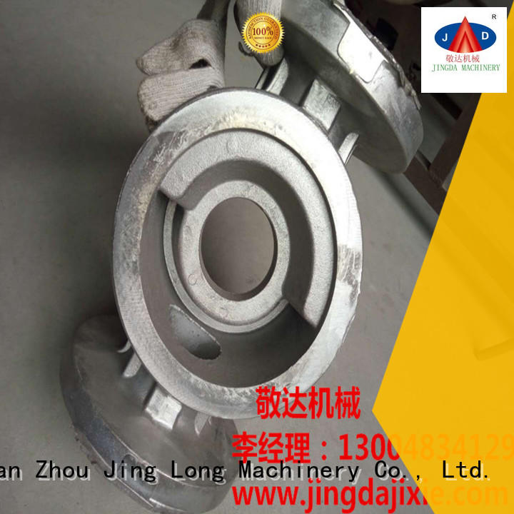 Jingda aluminium die casting with stable and reliable function for valves