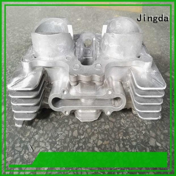 Jingda aluminium casting service series bulk production