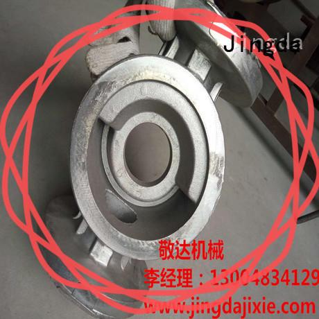 Jingda top selling aluminum castings easy operation for car castings
