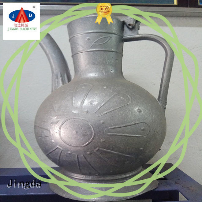 Jingda aluminum investment casting factory direct supply for promotion