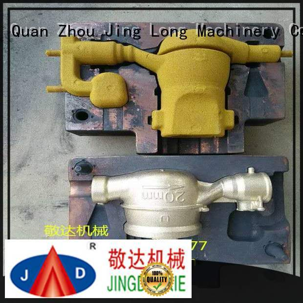 Jingda inner sand casting mold factory