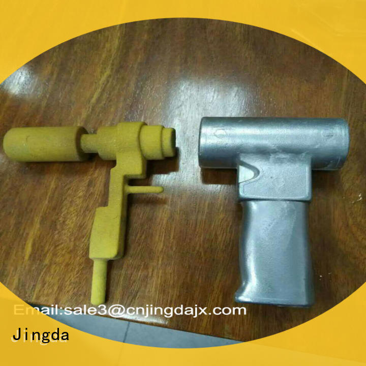 Jingda top selling aluminum casting supplies factory for promotion