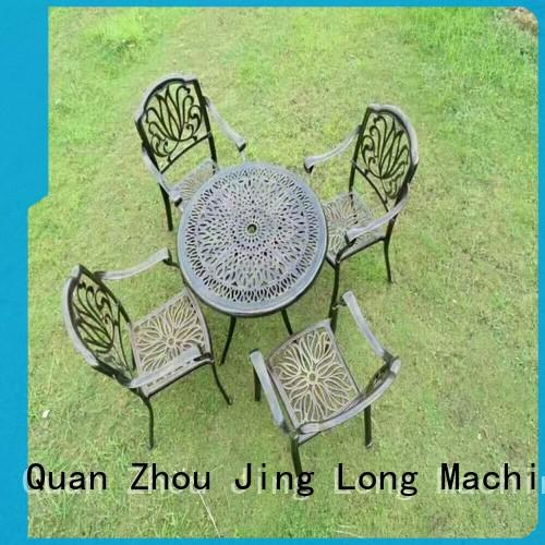 Jingda cheap custom aluminum foundry directly sale for indoor/outdoor