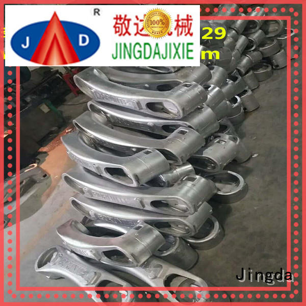 Jingda large aluminum foundry cyclecylinder factory