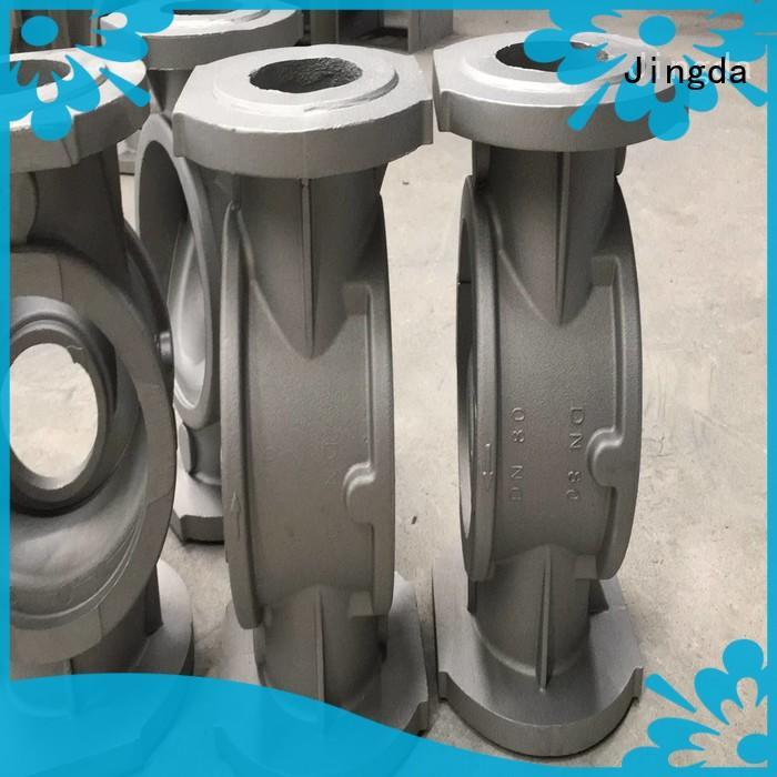Jingda durable aluminium die casting parts company bulk production