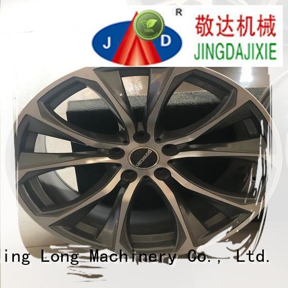 drilling aluminum casting molds easy loading for valves Jingda