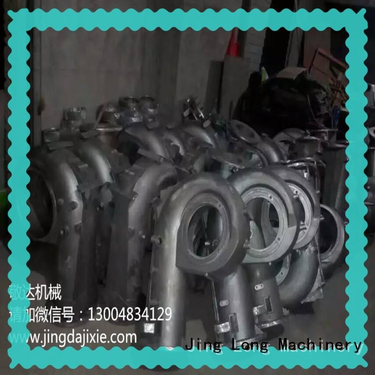 Jingda latest modern aluminum castings supply for car castings