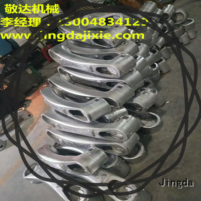 Jingda making molds for casting aluminum with a high degree of automation for factory