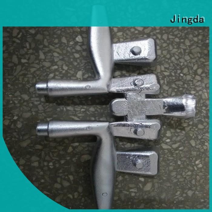 Jingda aluminium investment casting series for urniture castings