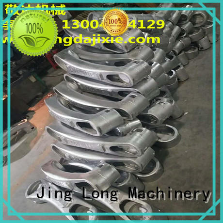 Jingda practical aluminum die casting parts easy operation bulk production