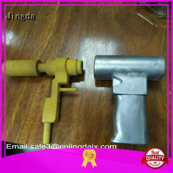 bench Aluminum Castings easy loading for valves